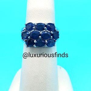 Sapphire ring // OBO